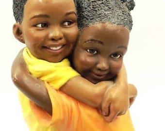 Thomas Blackshear's Ebony Visions Double Hug