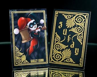 Sugar + Spice Trading Card: Harley Quinn