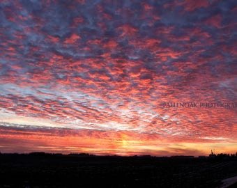 Beautiful Endings, Sky Photography, Landscape Photography, Sunset Photography, Fine art prints, Art print, Wall art, Home Decor