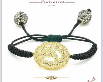 9k Gold Bracelet | Cecilia
