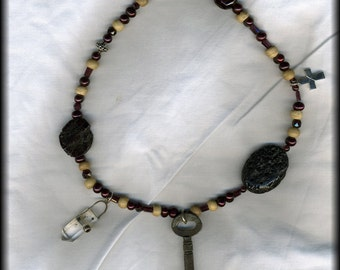 The Necromancers Sweetheart necklace