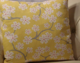 Cherry Blossoms Pillow Cover