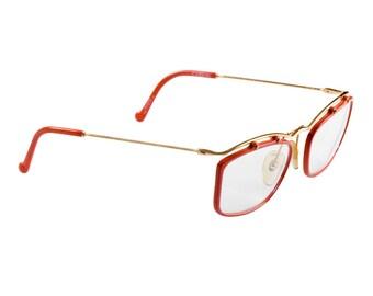 Christian Lacroix vintage eyeglasses 70s, made in France. Designer glasses frames, vintage glasses, eyeglass frame, vintage eyewear
