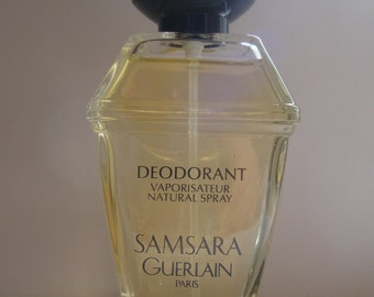SAMSARA Guerlain Paris  Deodorant  Bottle 75 ml Spray