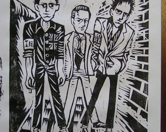 the CLASH HANGA ART an original