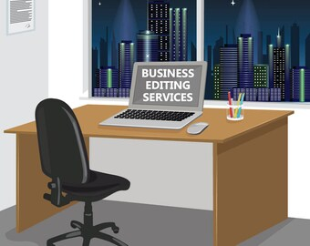 Business Editing Services - Editing Services, Proofreading, Copy Editing, Edit Business Plan, Edit Blog, Edit Website, Writing Help