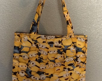 Open Ended Tote     Minions® theme