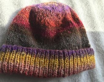 Silk Garden #  400   2 inch  brim hat