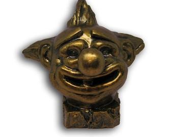 Blopy the Clown/Blopy the Clown (sculpture, Bust, head/sculpture, bust, head)