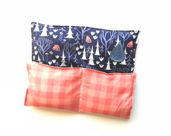Organic Rice Pack, Coral Camping, Hot Pack, Cold Pack, Rice Pack, Heating Pad, Freezer Pack, Microwaveable, Hot/Cold Pack, Essential Oils,