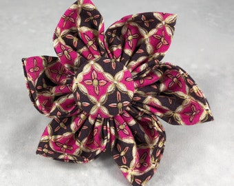 Dog Flower, Dog Bow Tie, Cat Flower, Cat Bow Tie - Tranquility