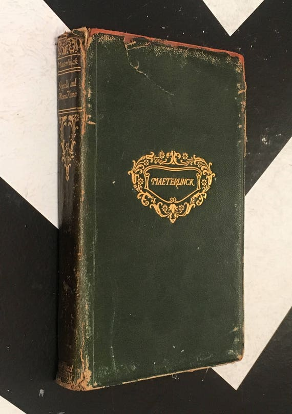 Joyzelle. Translated by A. Teixeira de Mattos. Monna Vanna. Translated by Alfred Sutro (Hardcover, 1907)