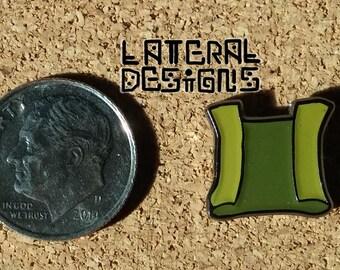 OSRS Clue Scroll Mini Pin