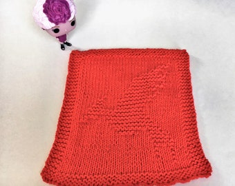 PDF Pattern: Hunger Games Mockingjay Dishcloth/Washcloth - Catching Fire