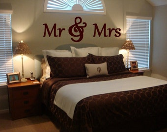 Mr mrs wood letterswall dcor painted wood letters wall mr mrs wood letterswall dcor painted wood letters ppazfo