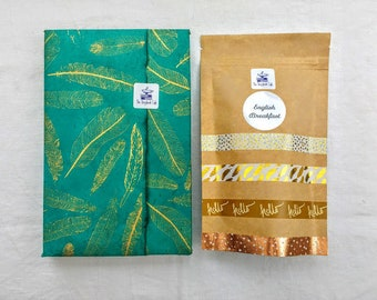 Blind Date Book/Mystery Book/Suprise Book and Tea/Coffee/Chocolate