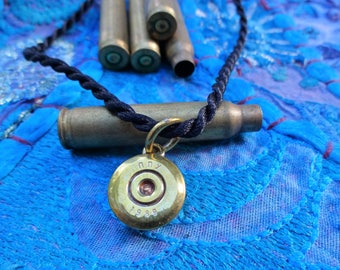 Ammo Earrings and Pendants.  Fair Trade from Cambodia
