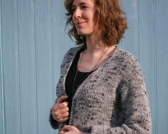 Opal Coat- & Cardigan - PDF Sewing Pattern