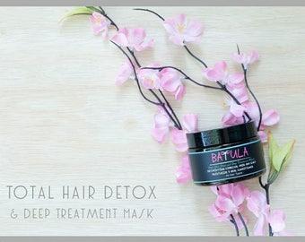 Charcoal Hair Treatment