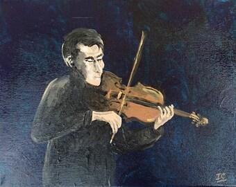 Instant budding Viola music
