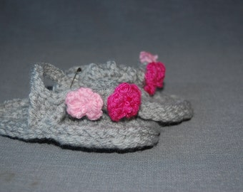Baby Flip Flops ~ Made To Order