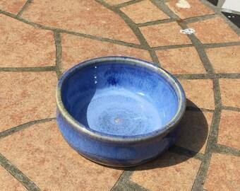 Stormy Blue Sauce Pot