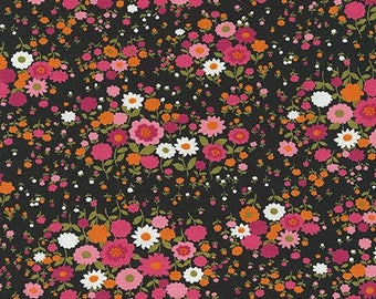 Petite Garden in Blossom - Sevenberry - cotton fabric