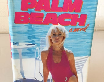 Palm Beach by Pat Booth (1985, Hardcover)