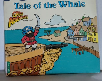 Fisher Price Tale of the Whale Great Adventures Paperback (1996)