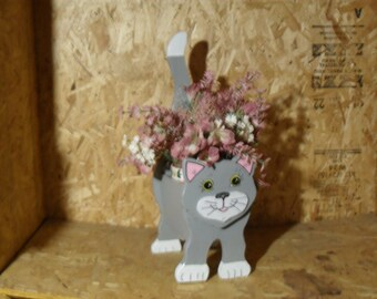 Cat Planter Box