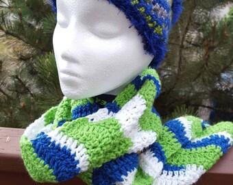 Seahawks scarf