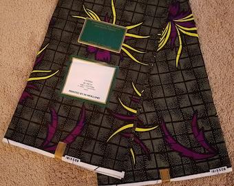 Ankara print. Ankara fabric. wax. African print.  Dutch
