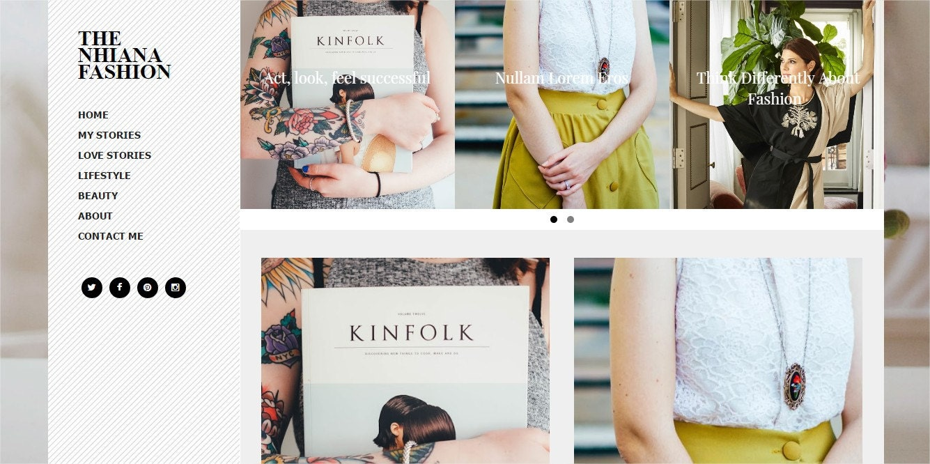 Schön Blogger Vorlagen Mode Zeitgenössisch - Beispiel Anschreiben ...