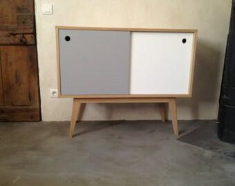 Small Scandinavian sideboard