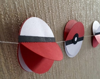 3D Pokemon Garland