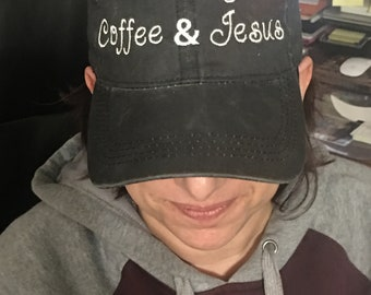 Running on Coffee & Jesus