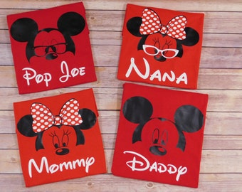 Disney matching shirts, FAMILY PACKAGE,Family Disney shirts, Custom Disney shirts, Family Vacation, Disney cruise, Family matching shirts