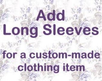 Add Long Sleeves