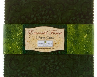 Emerald Forest 5 Karat Gems from Wilmington by the pack