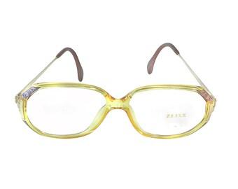 Zeiss Eyeglasses 3243 8400 EF9 54-14-135 Made in Germany