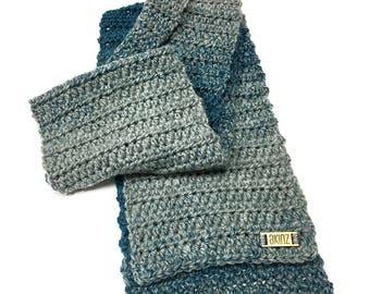 Numi Crochet Scarf