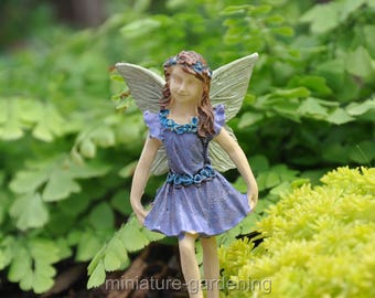 Fairy Paisley for Miniature Garden, Fairy Garden,