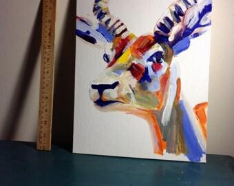 Custom animal paintings