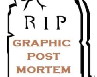 Postmortem RPPC Infant in Coffin Funeral Flowers Vintage Real Photo Postcard