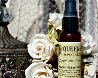 CHOOSE • YOUR • SCENT    Argan Oil Hair Shine Serum • 2 Ounce {Scents R-Z}