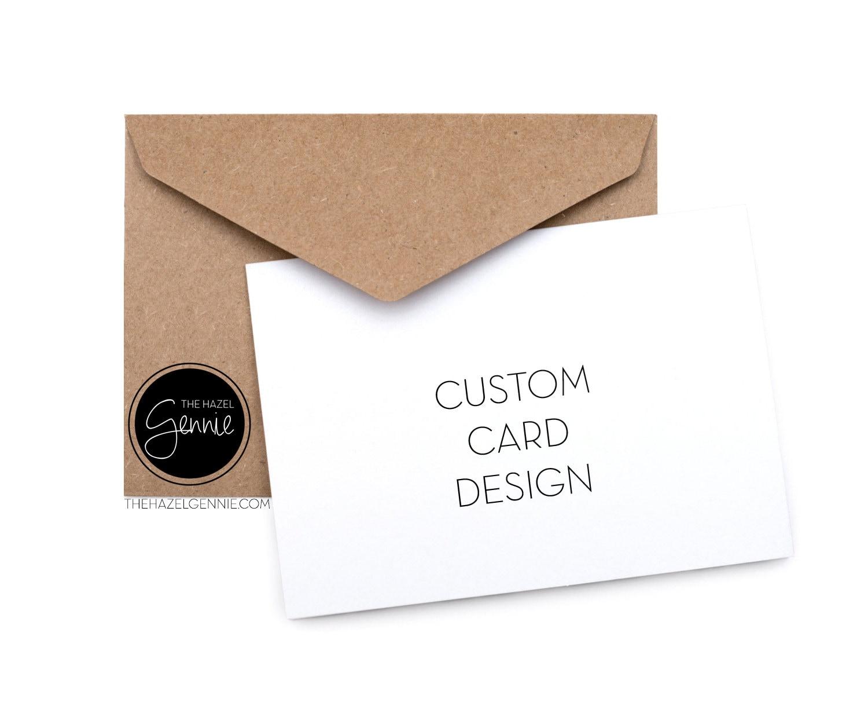 Custom folded greeting cards gallery greetings card design simple custom folded greeting card m4hsunfo
