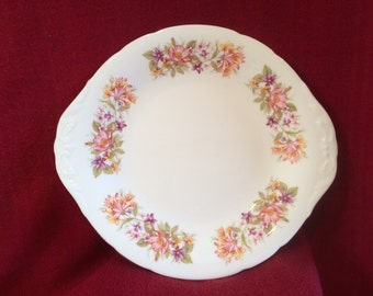 Colclough Wayside Bread/Cake Plate