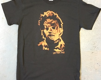 Leatherface Texas Chainsaw Massacre T-Shirt