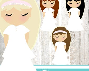 My Communion day clipart - COMMERCIAL USE OK