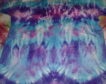 Tie Dyed T-Shirt (Large)
